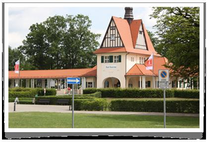 Bahnhof Bad Saarow